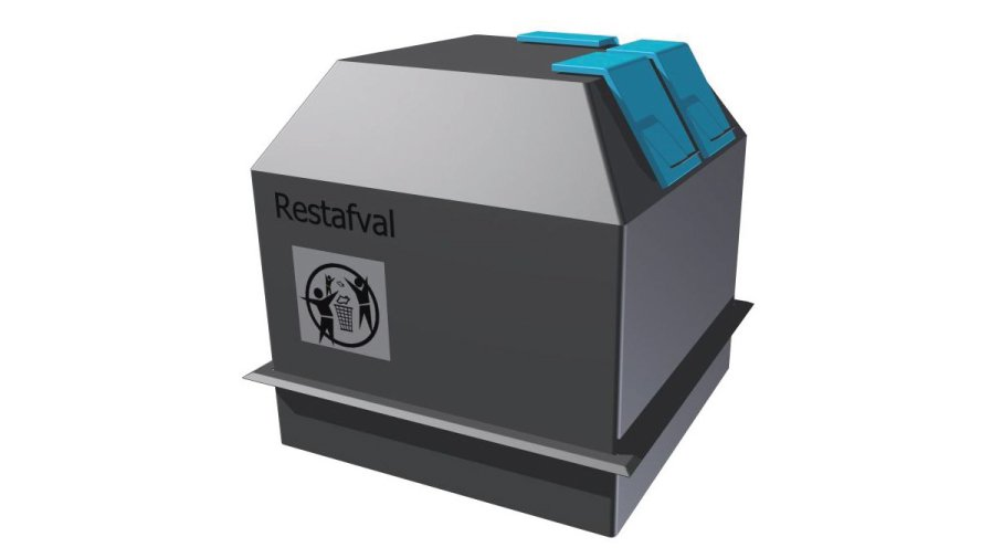 Container restafval